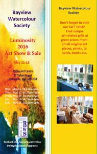 Award Winning Paintings In Luminosity 2016 Art Show
